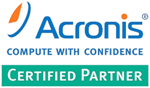 Memory Express is an Acronis Certified Partner
